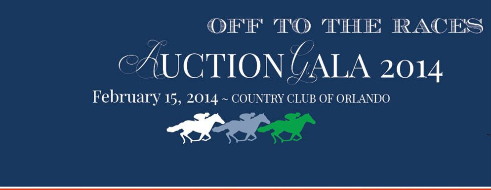 Off to the RacesGeneva's Annual Auction Gala - March 29, 2014