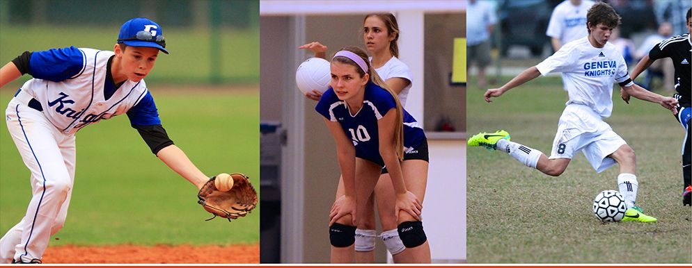 Geneva excels on and off the field! Find out more about Geneva athletics
