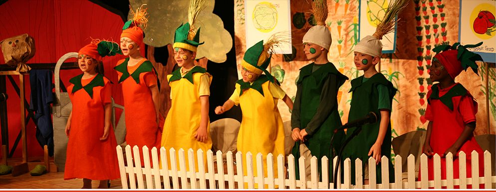 First Grade Peter Rabbit Play ... explore Geneva's early childhood program