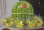 Death Star Watermelon