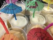 Pinacolada smoothies