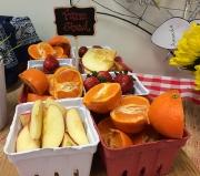 Charlottes Web farmers market fruit