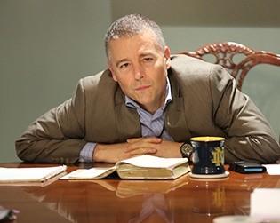 Grant Brodrecht (Upper School History Teacher)