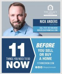 Nick Anders, Realtor
